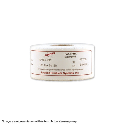 "SF104-15P Lightweight 1.5"" Pinked Edge Tape"