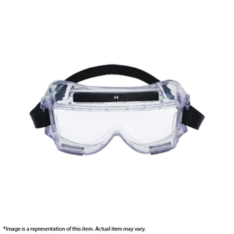 3M ANTI-FOG SAFETY GOGGLES