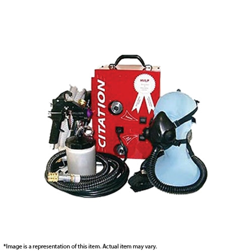 Citation 3 Dual Paint Sprayer & Respirator
