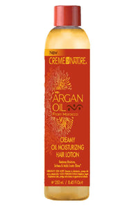 Creme of Nature Argan Oil Creamy Oil Moisturizing Hair Lotion (8.45oz)