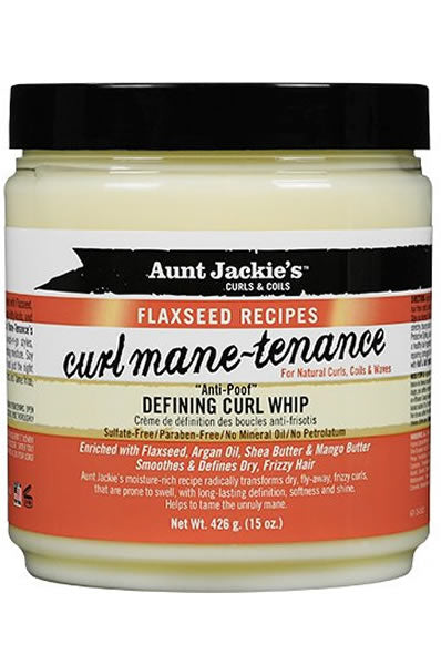 Aunt Jackie's Curl Mane-tenance Defining Curl Whip (15oz)
