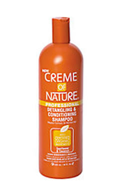 Creme of Nature Detangling & Conditioning Shampoo [Sunflower&Coconut Oil] ( 20oz)