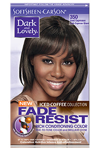 Dark & Lovely Hair Color Kit #350 Iced Espresso