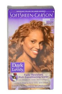 Dark & Lovely Hair Color Kit #379 Golden Bronze