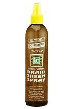 Fantasia IC Braid Sheen Spray (12oz)