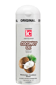 Fantasia IC Coconut Oil Hair Polisher (6oz)