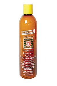 Fantasia IC Pure Tea Instant Oil Moisturizer Hair Lotion (12oz)