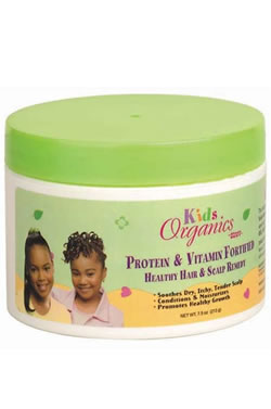 Africa's Best Kids Organics Protein&Vitamin Fortified (7.5oz)