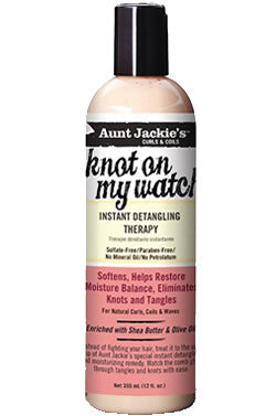 Aunt Jackie's Knot On My Watch Instant Detangling Therapy (12oz)