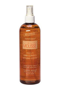 Fantasia IC Liquid Mousse Firm Control Styling Lotion (16oz)