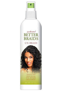 Better Braids Medicated Un-Braid Spray (12oz)