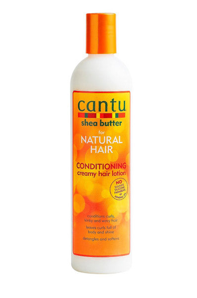 Cantu Natural Hair Creamy Hair Lotion (12oz)