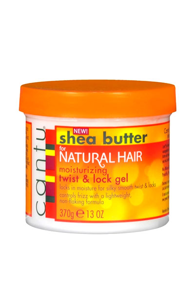 Cantu Natural Hair Moisturizing Twist & Lock Gel (13oz)