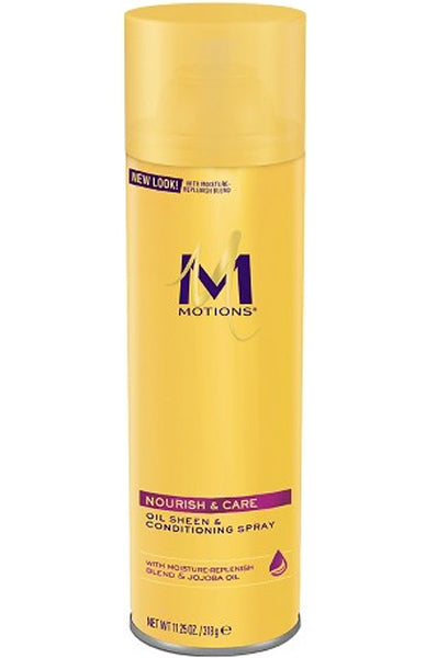 Motions Oil Sheen & Conditioning Spray (11.25oz)