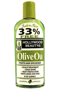 Hollywood Beauty Olive Oil (8oz)