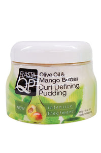 Elasta QP Olive Oil & Mango Butter Curl Pudding (15oz)
