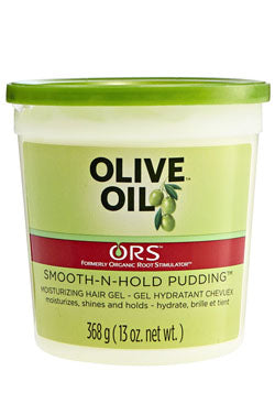 ORS Olive Oil Smooth-n-Hold Pudding (13oz)