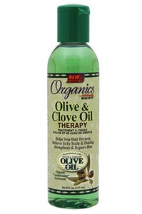 Africa's Best Organics Olive & Clove Oil Therapy (6oz)