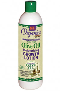 Africa's Best Organics Olive Oil Moisturizing Growth Lotion (12oz)