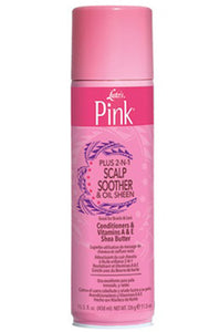 Pink Plus 2-N-1 Scalp Smoother & Oil Sheen Spray (14oz)