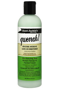 Aunt Jackie's Quench! Moisture Intensive Leave-In Conditioner (12oz)