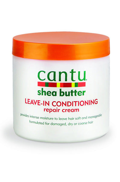 Cantu Shea Butter Leave In Repair Conditioner (16oz)