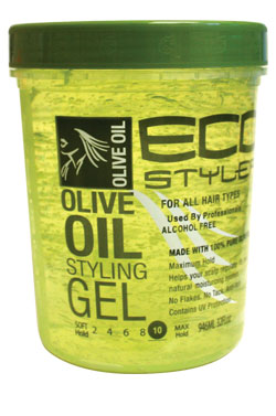 Eco Style Styling Gel [Olive Oil]