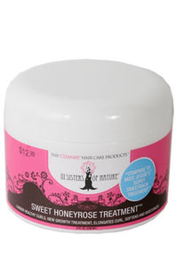 III Sisters Of Nature Sweet Honeyrose Treatment (8oz)