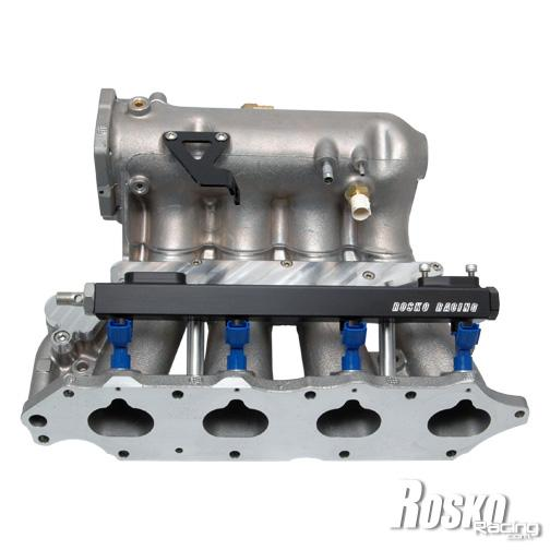 Euro-R Intake Manifold Parts Guide