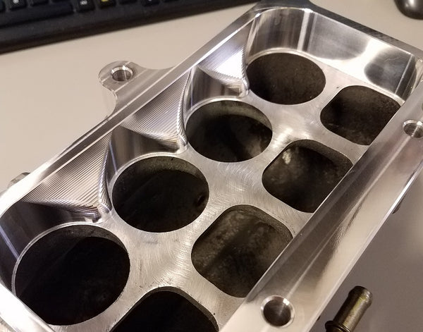 "1"" H22 Intake Plenum Spacer (IACV Compatible)"
