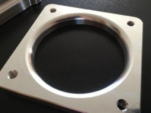 Universal 90mm Throttle Body Flange