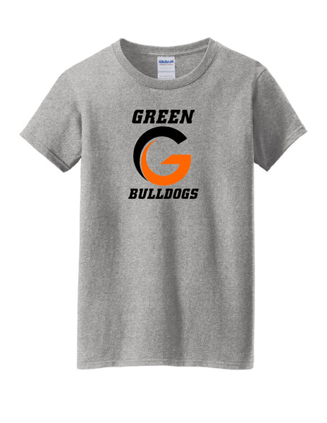 Green G Women's Short Sleeve Tee