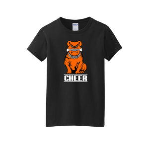 Green Cheer Women's Short Sleeve Tee