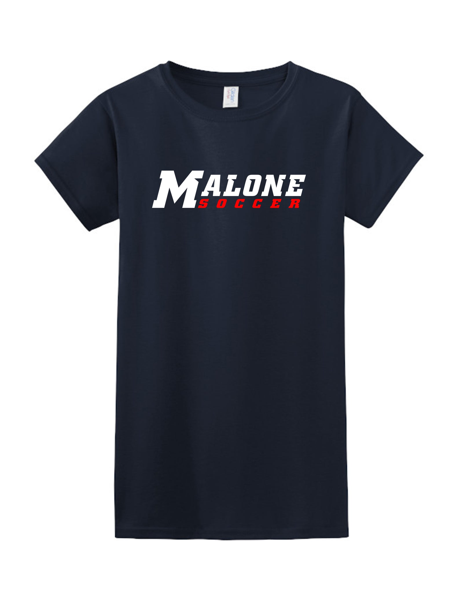 Malone Women's Soccer Womens Long Sleeve T-Shirt