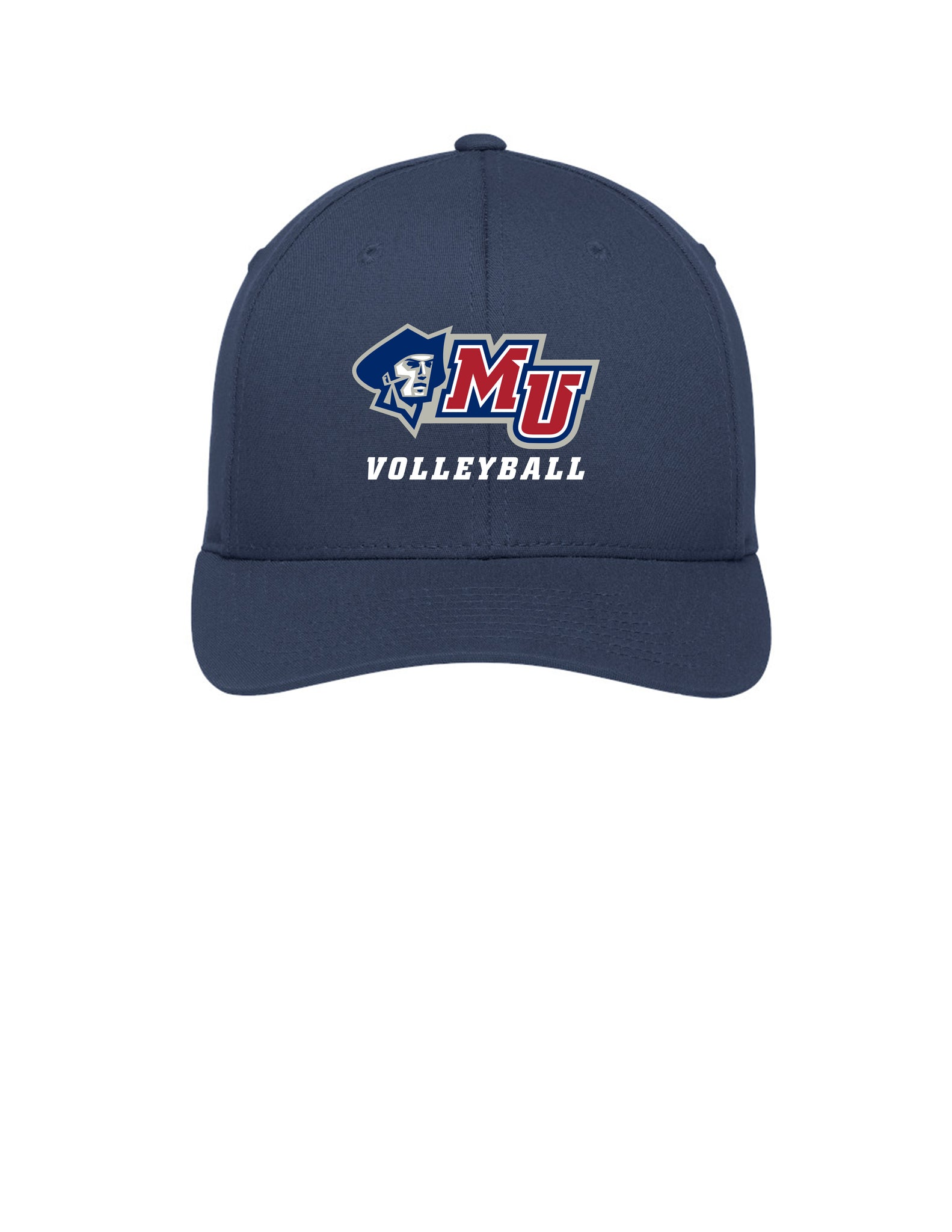 Malone University Flexfit Hat
