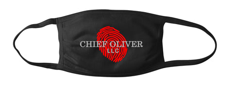 Chief Oliver LLC Cotton Face Mask