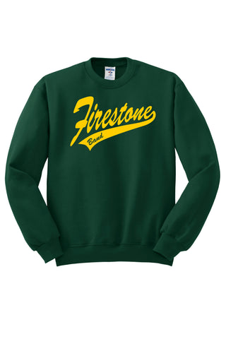 Firestone Band Crewneck Sweatshirt