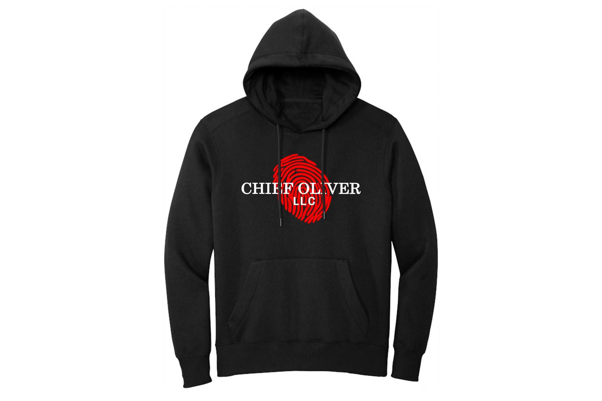 Chief Oliver Men's Fleece Hoodie