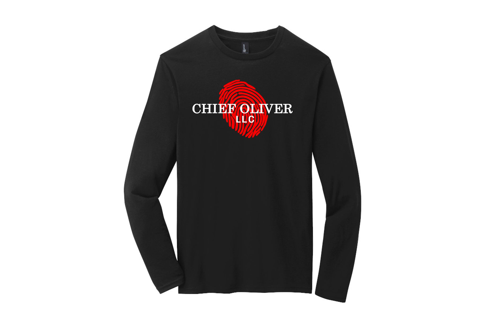 Chief Oliver Men's Long Sleeve T-Shirt