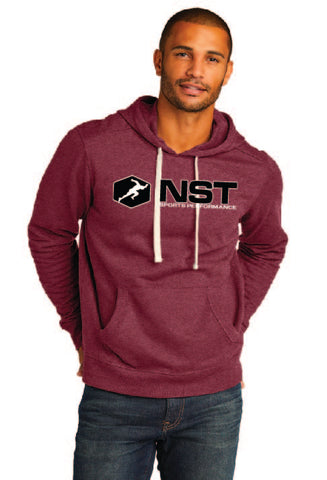 Cotton Re-Fleece Hooded Sweatshirt