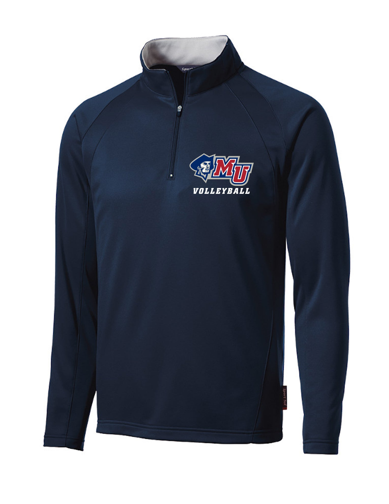 Malone Volleyball Mens 1/4 Zip