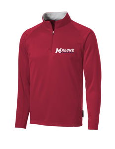Malone Women's Soccer Mens 1/4 Zip