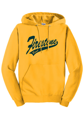 Firestone Band Pullover Hoodie
