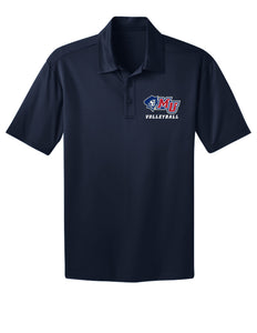 Malone Volleyball Men's Polo
