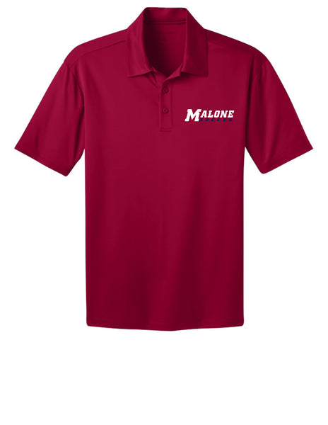 Malone Women's Soccer Men's Polo