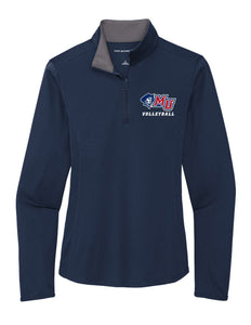 Malone Volleyball Women's 1/4 Zip