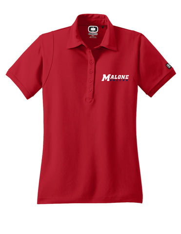 Malone Men's Soccer Women's OGIO Polo