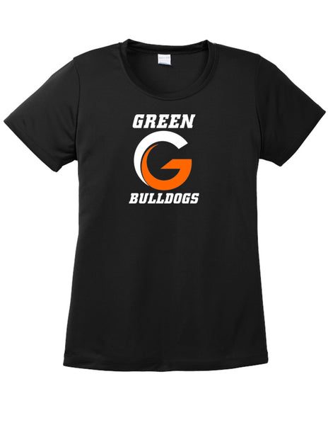 Green G Women's Moisture-Wicking Tee