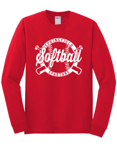 Springfield Softball Long Sleeve Tee