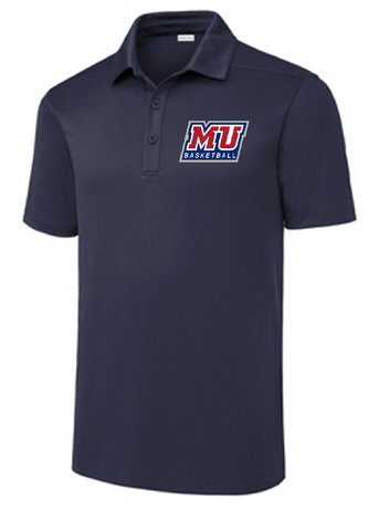 MU Basketball Polo